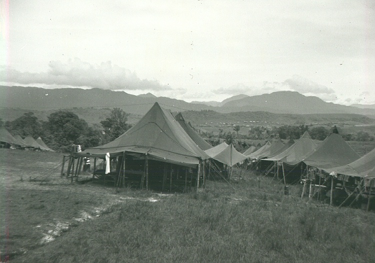 102_Luzon_Another_view_of_the_Camp_the_final_fighting_was_in_the_distant_mountains_mountains_near_Banaue