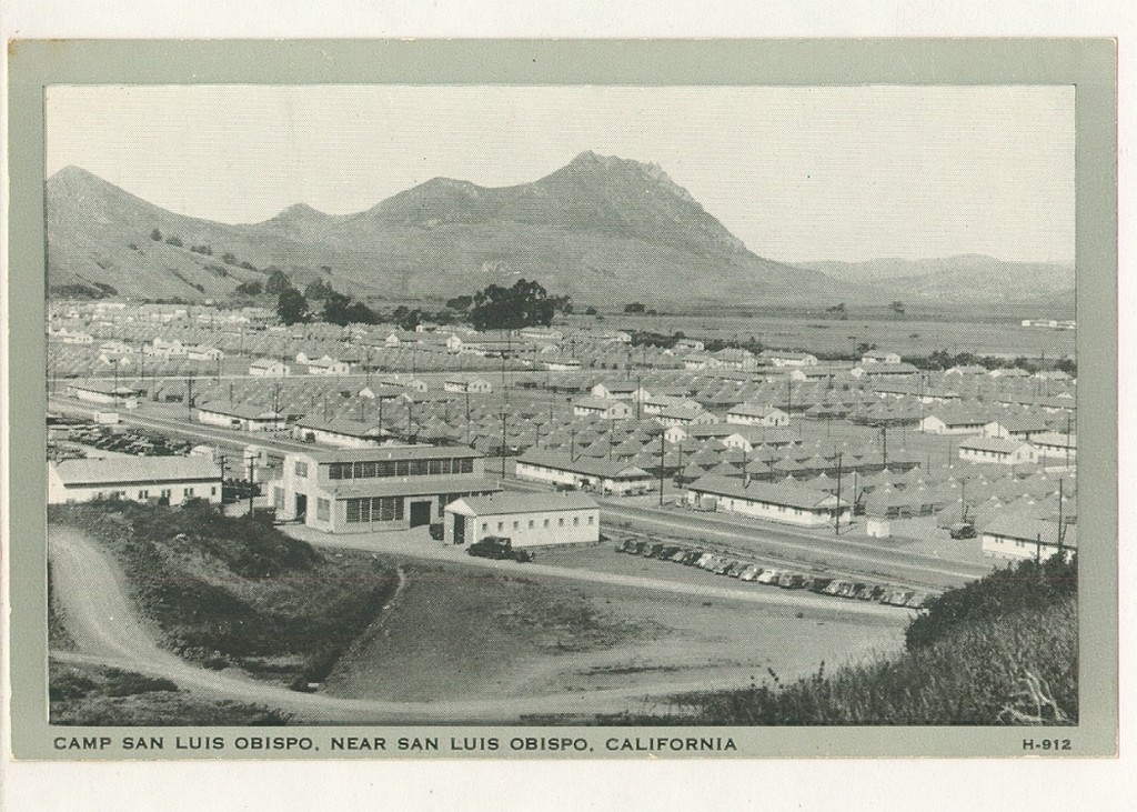 12_Camp_San_Luis_Obispo_Postcard