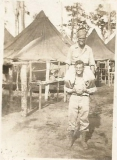 Pawpaw and Friend in Pacific