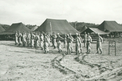 103_Luzon_The_First_Infantry_returned_to_Lingayan_Gulf_after_the_war_and_reorganized_the_sign_says_Cannon_Company_First_Infa