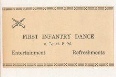 16_Camp_San_Luis_Obispo_Ticket_to_First_Infantry_Dance