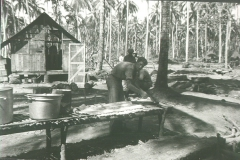 48_Milne_Bay_George_Mining_the_bakery_cook_makes_pie_crust