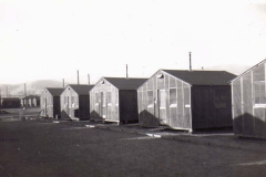 C02 Camp San Luis Obispo - Huts on F Company street