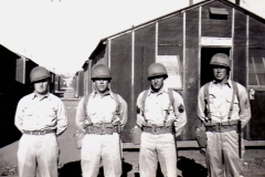 C31 Camp San Luis Obispo - Platoon Sgts_ Chrislock_ Riley_ Hulzebos and O_Shaughnessy