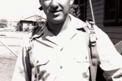 C32 Camp San Luis Obispo - F Company commander Captain Stanley Mix
