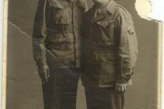 George_Jack_Emelander_Co_B_63rd_Inf_Reg_in_Korea_with_unidentified_comrade